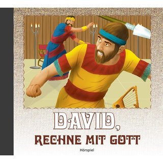 David, rechne mit Gott (Audio-CD)