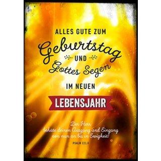Postkarten Zum Geburtstag Im Retro Style 0 90