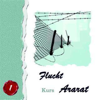 Flucht - Kurs Ararat (MP3-CD)