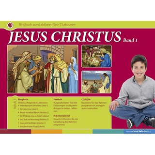 Jesus Christus Band 1 - Lektionen-Set