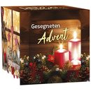 Roll-Box Adventskalender - Gesegneten Advent