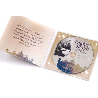 Bakht Singh (Audio-CD)