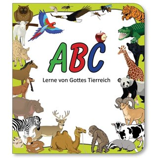 Pappbuch - ABC