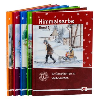 Himmelserbe Band 1-5, als Set (Gb)
