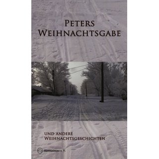 Peters Weihnachtsgabe (Pb)